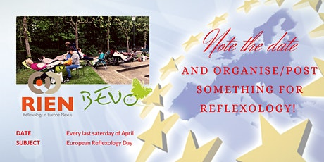 European Reflexology Day 2021 tickets