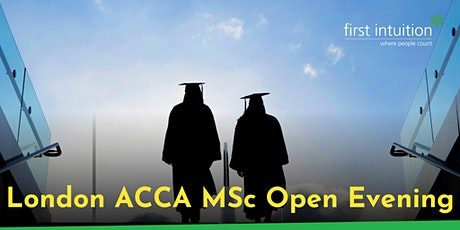 London ACCA MSc Open Evening tickets