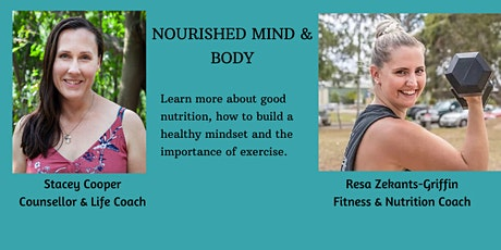 Nourished – MIND & BODY Seminar tickets