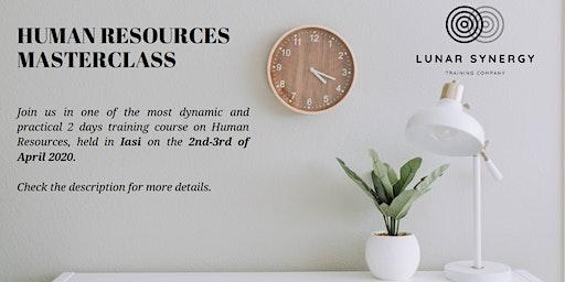 Human Resources Masterclass - Iasi