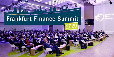 Frankfurt Finance Summit 2020 tickets