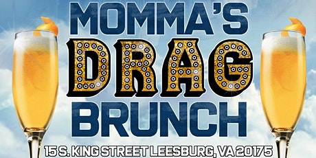 Momma's Drag Brunch tickets