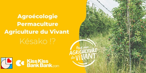 Talk ! Agroécologie, permaculture et agriculture du vivant: Késako ?