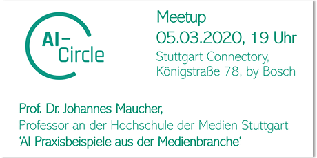 4th AI-Circle Meetup Tickets