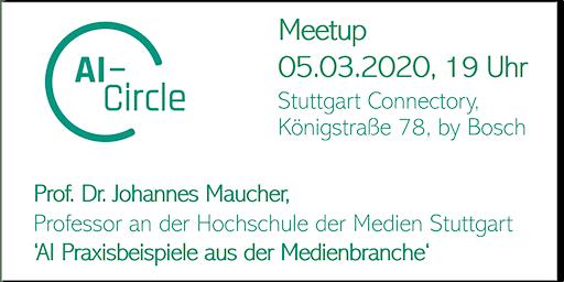 4th AI-Circle Meetup