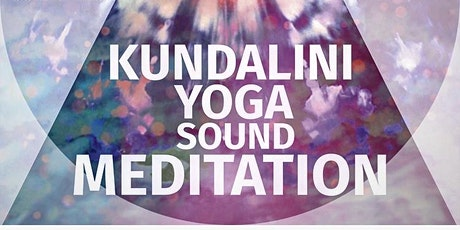 KUNDALINI YOGA MANTRA & GONG MEDITATION tickets