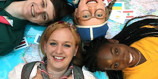 Irish Girl Guides Taster Session