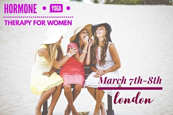 Hormone Yoga Therapy for women tickets