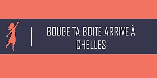 Bouge ta Boite arrive  à Chelles