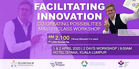 Facilitating Innovation - 2 Days Masterclass Workshop - Kuala Lumpur tickets