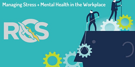 Managing Stress & Mental Health in the Workplace - Llangefni tickets