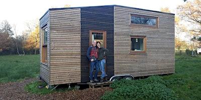 Inspiratie-namiddag Tiny House: praktische info + binnenkijken in 2 huisjes