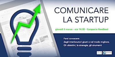 Comunicare la Startup