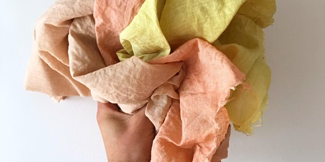Natural Dyeing with Plants and Flowers tickets