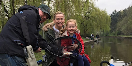 Free Let's Fish! - Newton-Le-Willows - Development session - N-L-W AA tickets