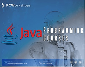 """Java """"Taster"""" Programming 3-Hour Course, London tickets"""