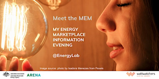 Meet the MEM - My Energy Marketplace Information Evening