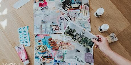 Visionboard Workshop für Frauen - Berufliche Ziele in Bildern ausdrücken Tickets