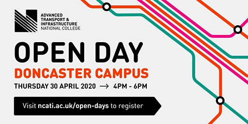 NCATI Open Day Doncaster Campus