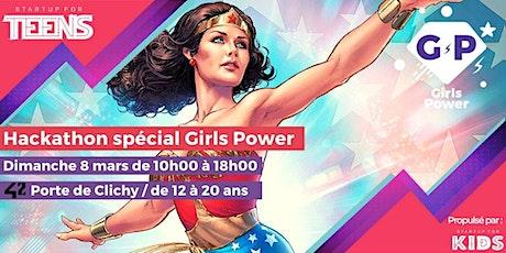 Hackathon - Girls Power tickets