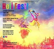 Holi Fest!