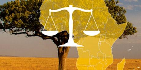 EVOLUTION DU  DROIT DES INVESTISSEMENTS ET DE L'ARBITRAGE  EN AFRIQUQE billets