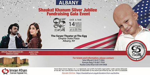 Fundraising  Gala Event in Albany