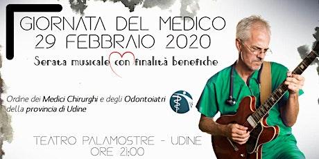 Giornata del Medico 2020 biglietti