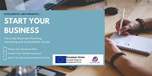 Start Your Business - The 2-day Business Planning and Marketing Course