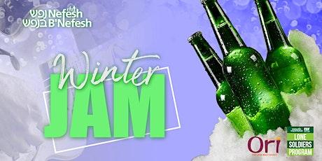 NBN Winter Jam billets