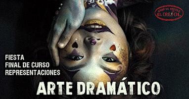 Teatro: FINAL DE CURSO DE ARTE DRAMÁTICO