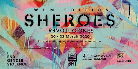Sheroes-Revoluciones WHM Edition tickets