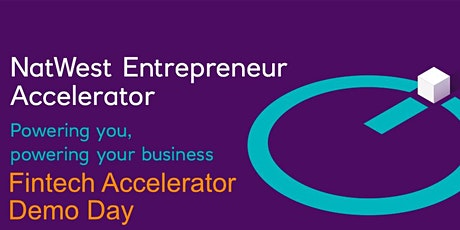 NatWest Fintech Accelerator Demo Day tickets