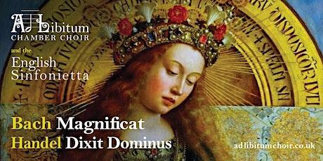 Ad Libitum presents Bach's Magnificat tickets