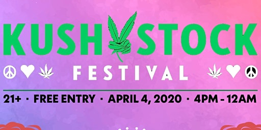 Kush Stock Las Vegas- FREE ENTRY(All Access Vegas)