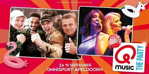 Qmusic the Party XL - 4uur FOUT! in Apeldoorn (Gelderland) 19-09-2020