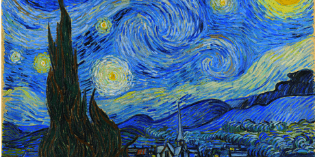 Paint'n'Pints™ Starry Night with Beer in Milton tickets