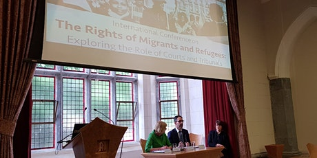 Conference on 'Rights and rightlessness in contemporary migration' tickets