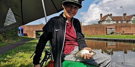 Free Let's Fish! - Stoke-On-Trent - Learn to Fish session - StokeOnTrentAS tickets