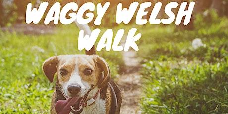 Waggy Welsh Walk 2020- Cardiff Bay tickets