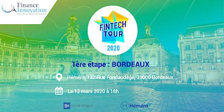 Fintech Tour Bordeaux billets