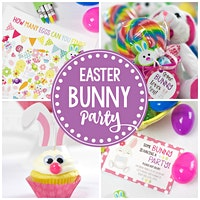 Easter Bunny Party with Lunch
