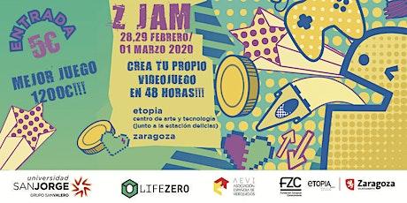 Z-JAM 2020 entradas