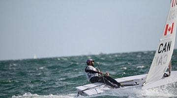 High Performance Laser Sailing Clinic