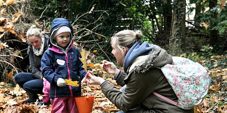 Cancelled: Nature Tots - Maidenhead tickets