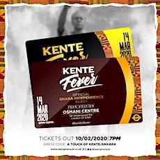 KENTE FEVER 2020 GH@63 tickets