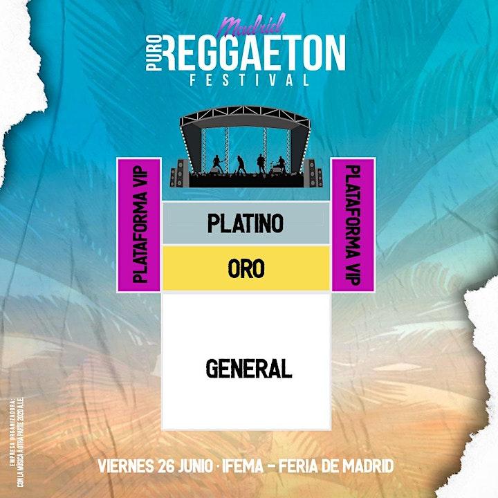 Imagen de MADRID PURO REGGAETÓN FESTIVAL 2020