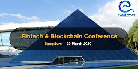 Fintech & Blockchain Conference- Bangalore tickets