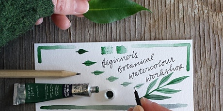 Introduction to Botanical Watercolour tickets