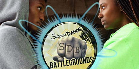 SubjectiveDance BattleGrounds SDBG FaceOff tickets